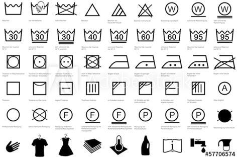 decke 95 grad waschen w 228 schezeichen pflegesymbole w 228 sche waschen reinigen