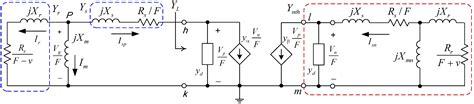 single phase induction generator types wiring diagram