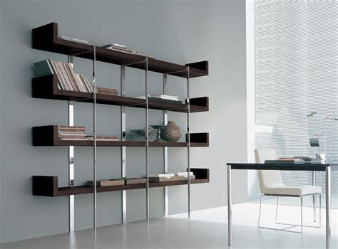 bookshelves contemporary modern bookcases for modern interior home furniture