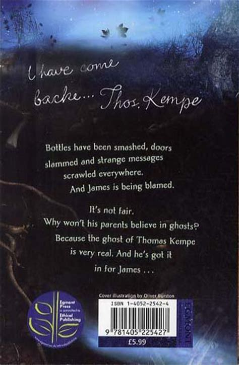the ghost of thomas the ghost of thomas kempe by penelope lively waterstones