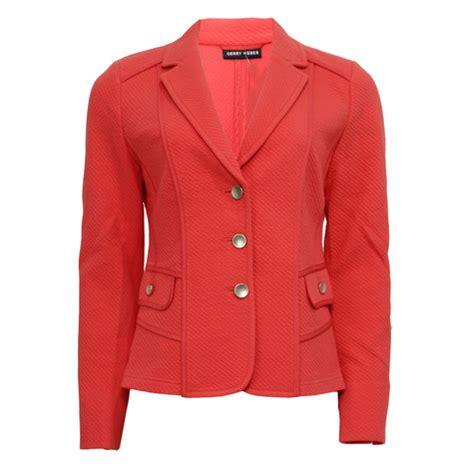 Jaket Marline Jaket Line gerry weber bangkok coral blazer jacket
