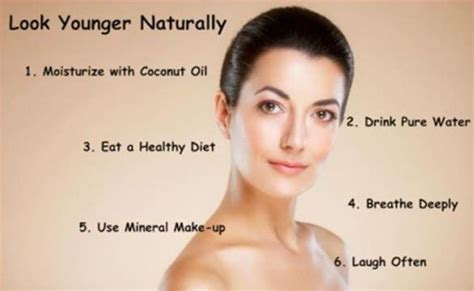 Your Look Younger In One Month by How To Look Younger Naturally
