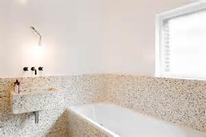 granito terrazzo salle de bain frenchy fancy