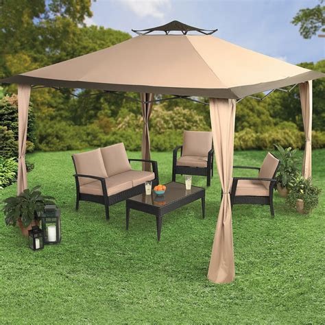 Outdoor Pop Up Gazebo 10 Pop Up Gazebo 131 98 Incl S H Mybargainbuddy