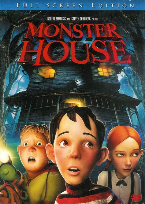 monster house monster house new sealed dvd 043396157705 ebay