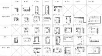 34 plans de cuisines studio d archi le d