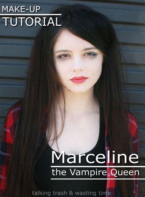 tutorial make up viva quen 22 best marceline the vire queen images on pinterest