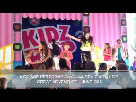 party rock anthem kidz bop kids kidz bop kids tour in orlando fl 2013 interview with pavlina