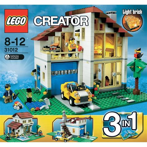 house creator lego creator 31012 gro 223 es einfamilienh from conrad
