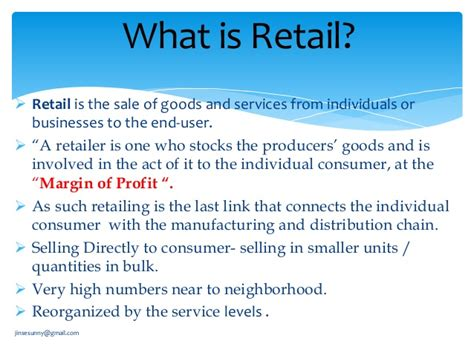 What Is Retail Management In Mba by Indian Retail Industry Analysis