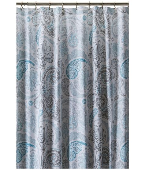 ncdenr ust section blue paisley shower curtain 28 images blue paisley