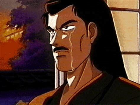 llorando los personajes de ranma 1 2 personajes de ranma 1 2 genma soun
