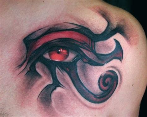 looking for unique jeff gogue tattoos eye of ra