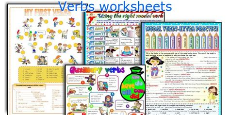 verb pattern contribute english teaching worksheets verbs