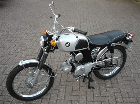 Honda Cl90 by Show Us Yours Murphy S 1967 Honda Cl90 Classic