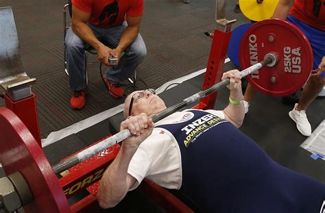 alabama bench press record not just for the young powerlifters 77 and 65 compete