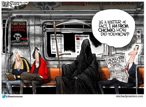 17 Best Ideas About Michael Ramirez On Ramirez - never takes a in the windy city michael p