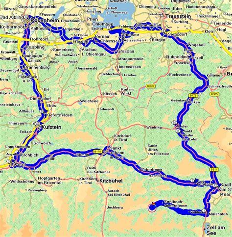 Motorradfahren Zell Am See by Motorradtour Tirol Chiemsee Ca 350km Sport Vitalhotel