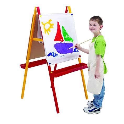 easels for kids painting easel for kids www pixshark com images