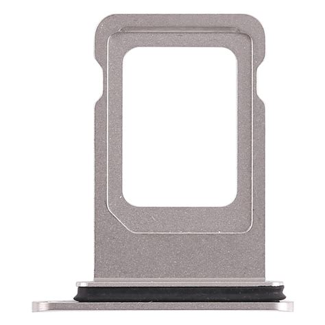 sim card tray for iphone xs max single sim card white alexnld