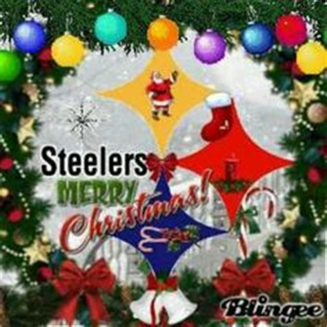 steelers christmas pics 1000 images about on pittsburgh steelers pittsburgh and steeler nation