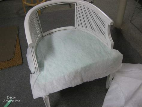 how to reupholster a chair 187 decor adventures