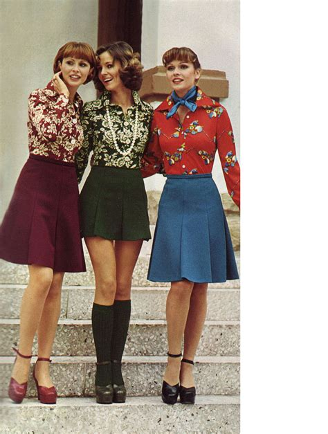 70 s fashion retrospace catalogs 18 the greatest year in women s