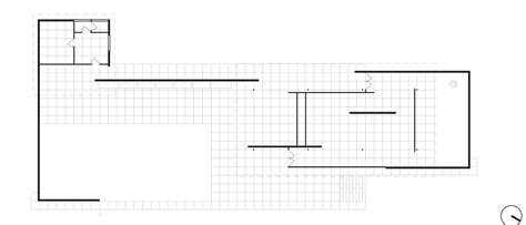 Barcelona Pavilion Floor Plan Barcelona Pavilion And Van On Pinterest