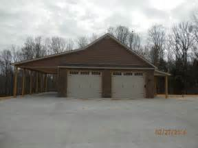 need a detached garage we can help clarksville