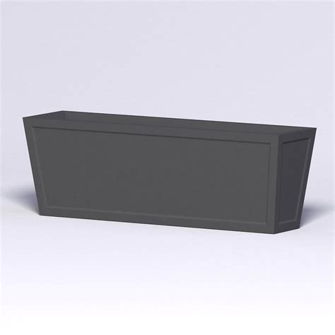 Large Lightweight Planters by Large Lightweight Fiberglass Commercial Planters