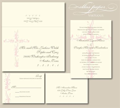 christian wedding invitations christian wedding invitation virtuous invitation ideas