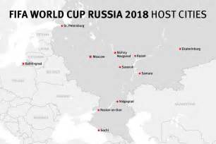 world cup host cities map exploitation of construction workers on world cup in russia hrw
