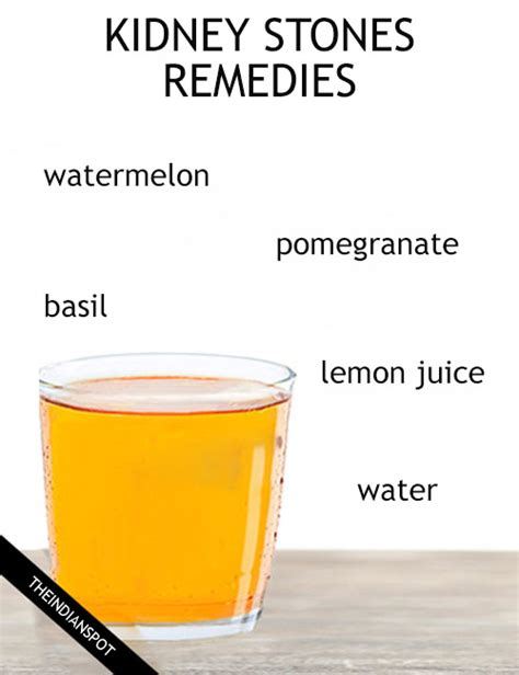 must try home remedies for kidney stones theindianspot