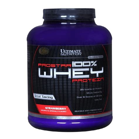 Ultimate Prostar 100 Whey Protein 5 28 Lbs 100 5 5lb Lb Pro Un ultimate nutrition prostar 100 whey protein 5 28 lb strawberry other sports supplements