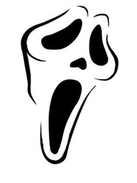 scream ghostface horror tattoo unique tattoo ideas