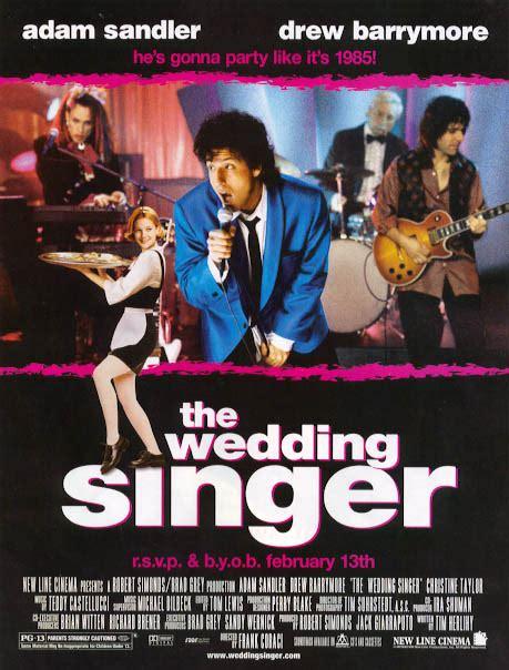 romantic comedy film quiz peoplequiz trivia quiz the wedding singer romantic