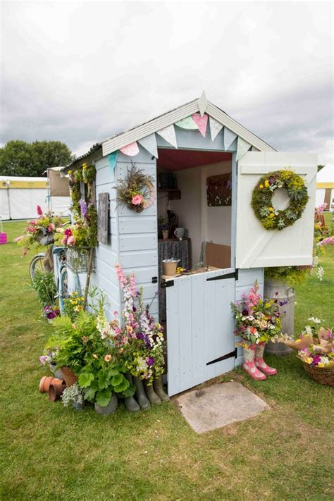 The Flower Shed rhs flower show tatton park 2015 which is your favourite