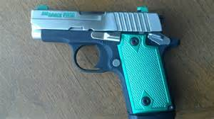 colored handguns sig sauer p238 wishlist pistols