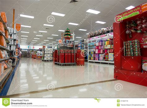 christmas decorations big w superstore editorial stock