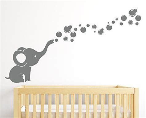 elephant wall decal for nursery best 25 elephant nursery ideas on baby