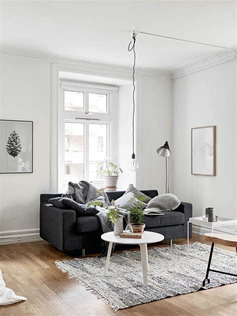 scandinavian apartment cosy vibes in a small scandinavian style apartment