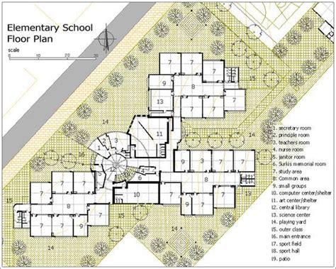 small school floor plans best 25 school building design ideas on