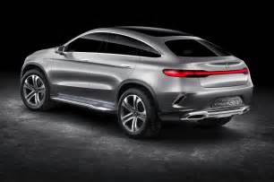 Suv Concept Mercedes Concept Coupe Suv Rear Side View Studio Photo 21