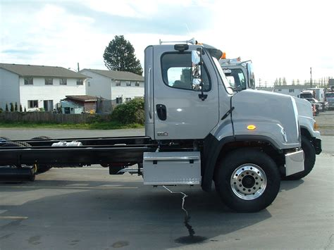 Cummins Post Mba by 2016 Freightliner 108sd Bailey Western