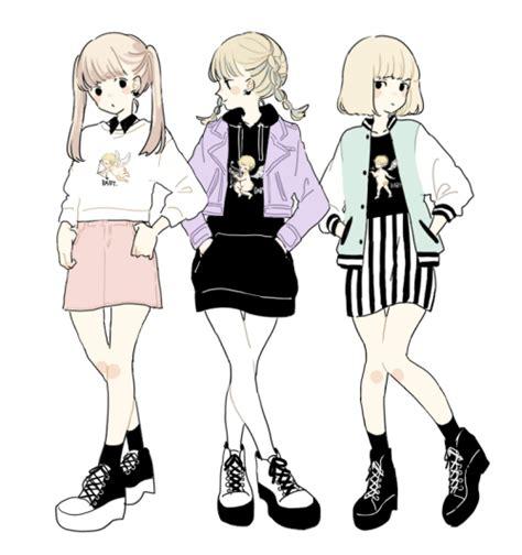 kawaii pastel goth fashion tumblr art cute fashion anime kawaii grunge pastel japanese