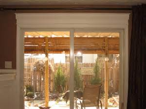 Patio Door Molding Window Trim Ideas How To Add Bulk To Small Window Casing Home Staging In Bloomington Illinois