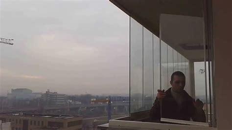 chiusura terrazzi in vetro milglass s n c chiusure in vetro