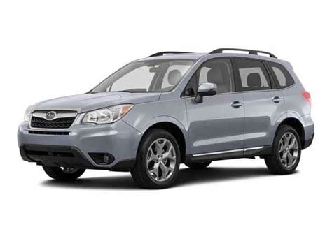 subaru forester touring 2016 2016 subaru forester 2 5i touring for sale in chaign
