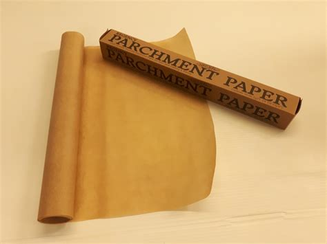 Baking Paper To Make It Look - parchment baking paper