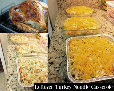 easy turkey noodle casserole recipe leftover turkey noodle casserole bee s recipes